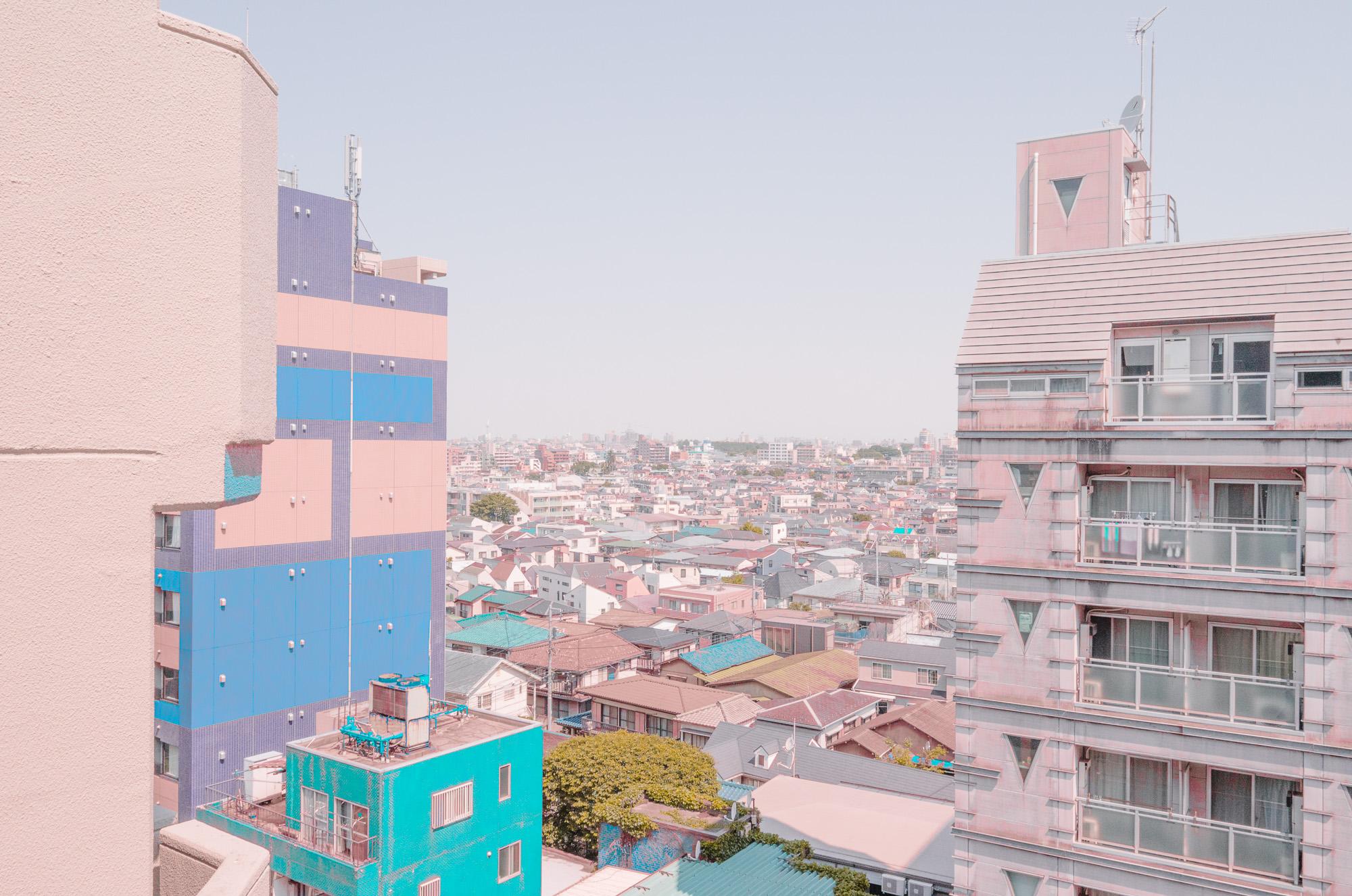 Japan #3, 2016