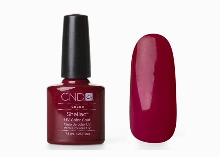 CND SHELLAC   CND Shellac Power Polish™ is a breakthrough, patent-pending technology that combines the ease of polish with the performance of gels. No other products in the market can stand up to the claims – 14+ Day Wear. Mirror Shine. Zero Dry Time. No Nail Damage.