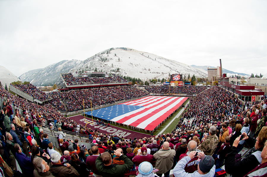 Montana Grizzly Stadium