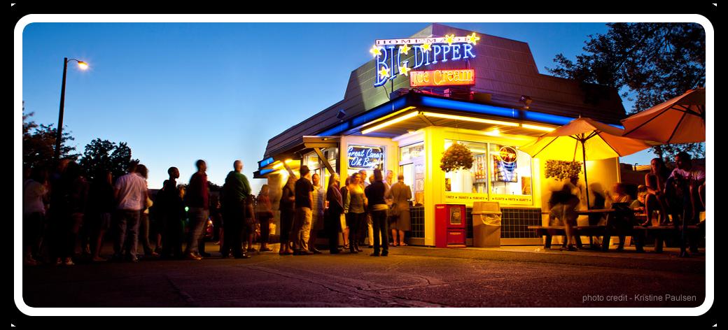 Big Dipper Ice Cream
