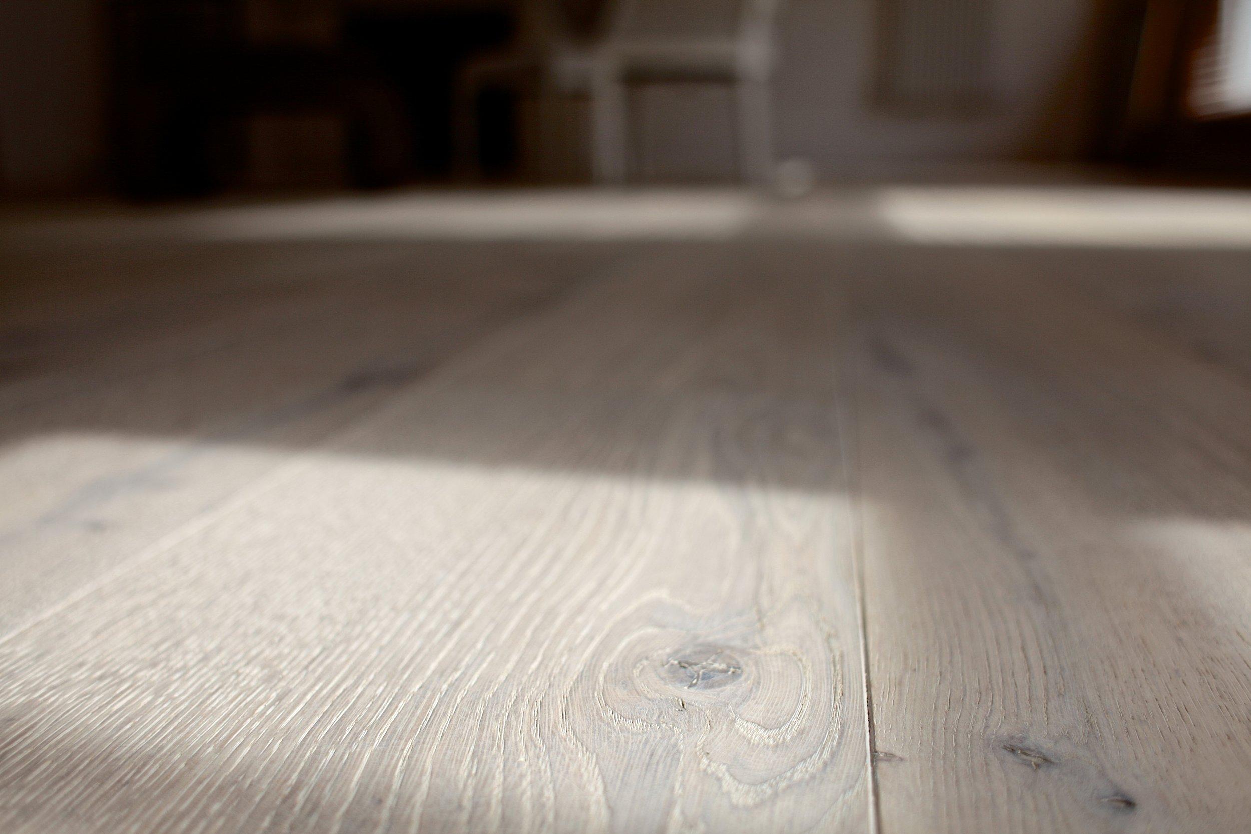 smooth sanding floors