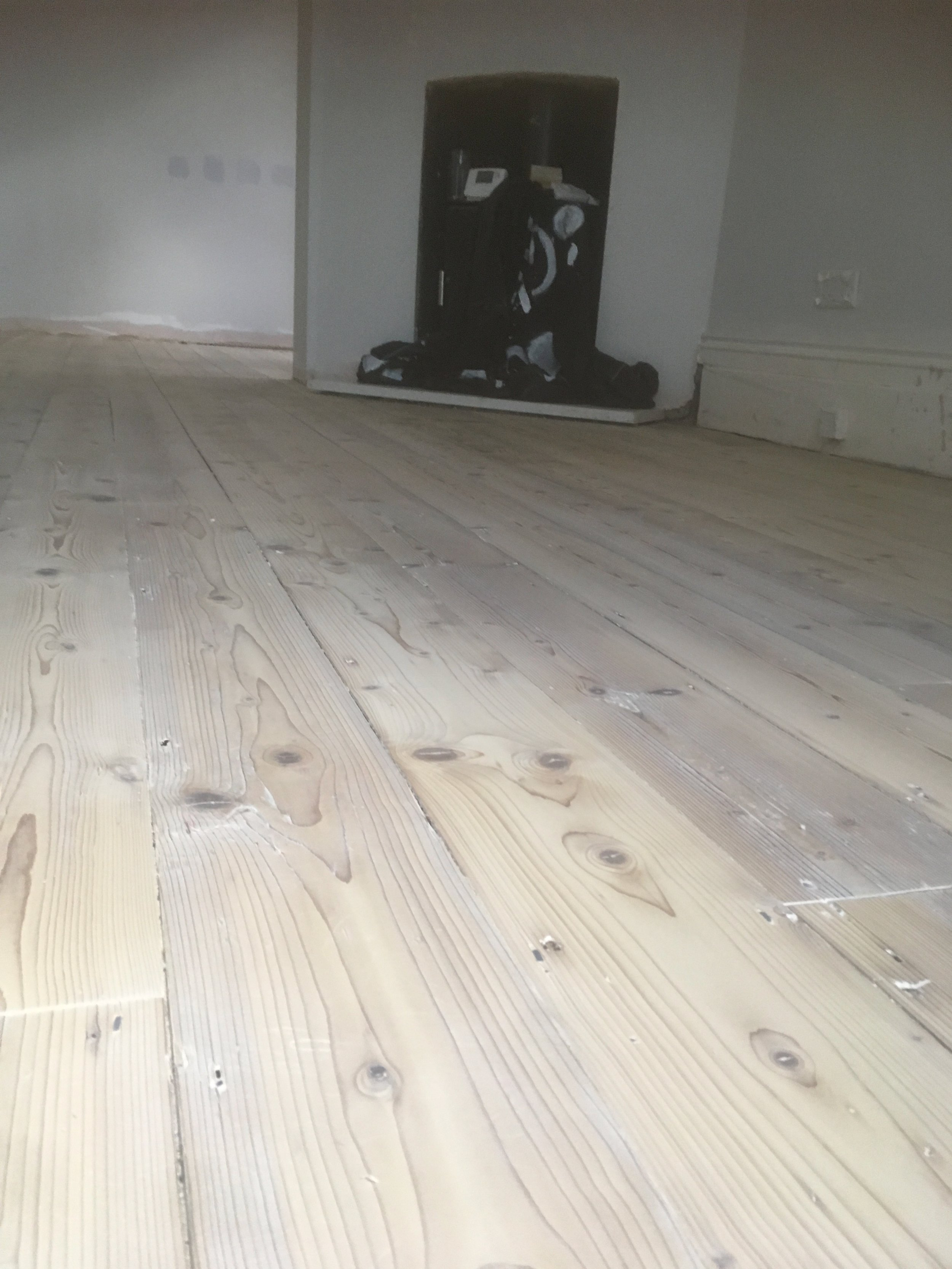 floor sanding whitewash London