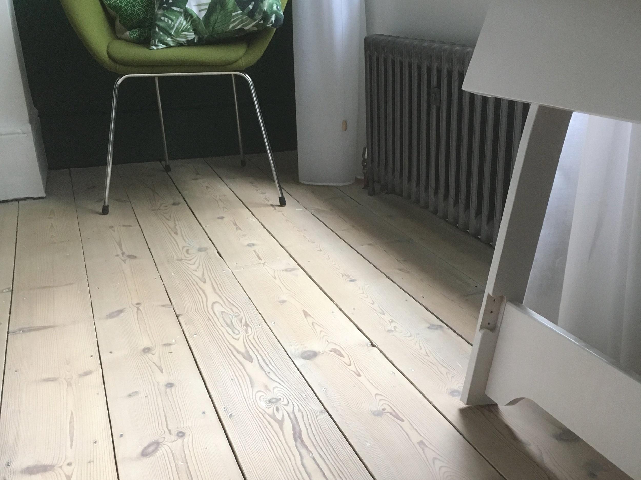 Lye Pine Floor