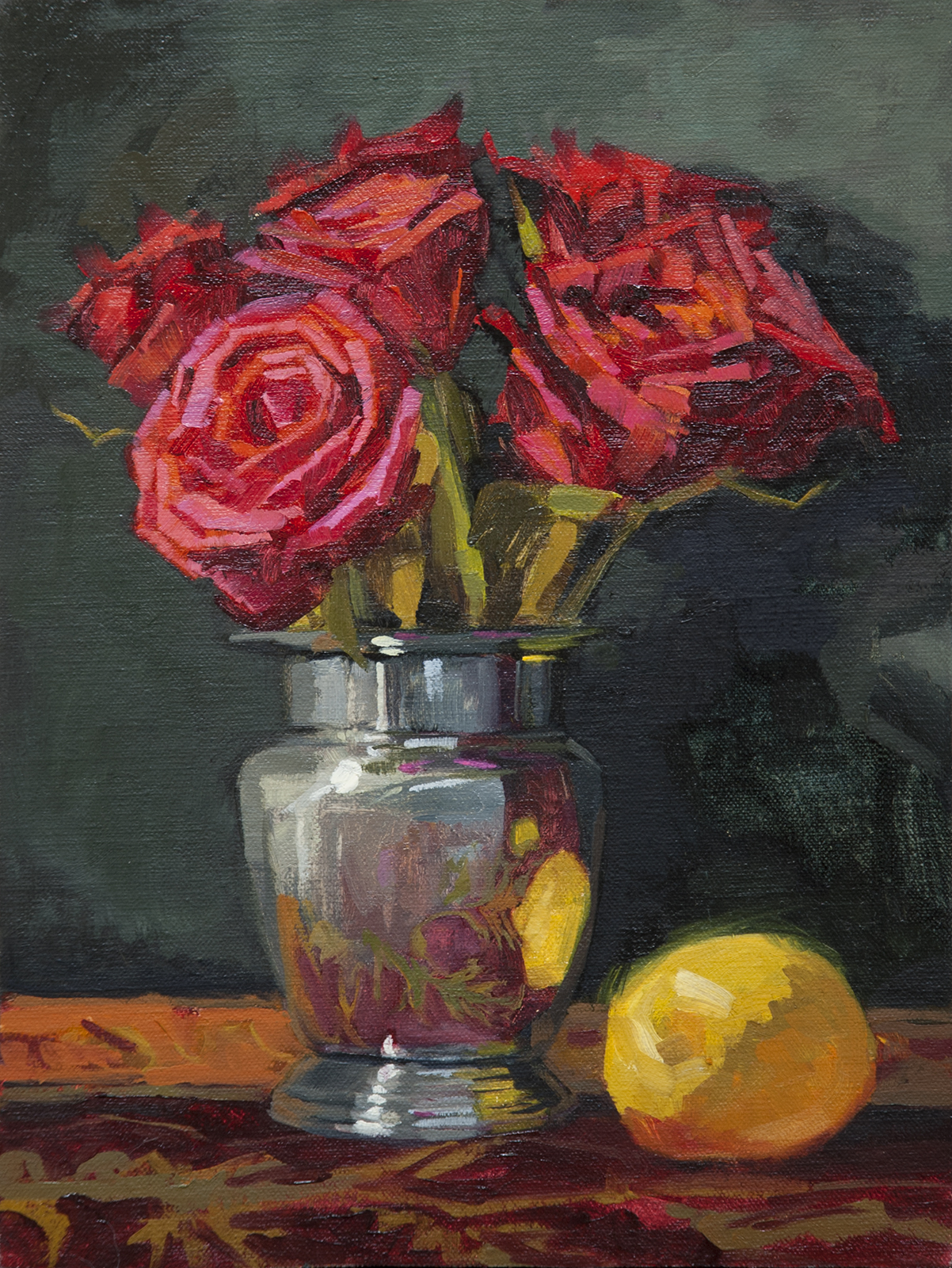 Roses and Lemon