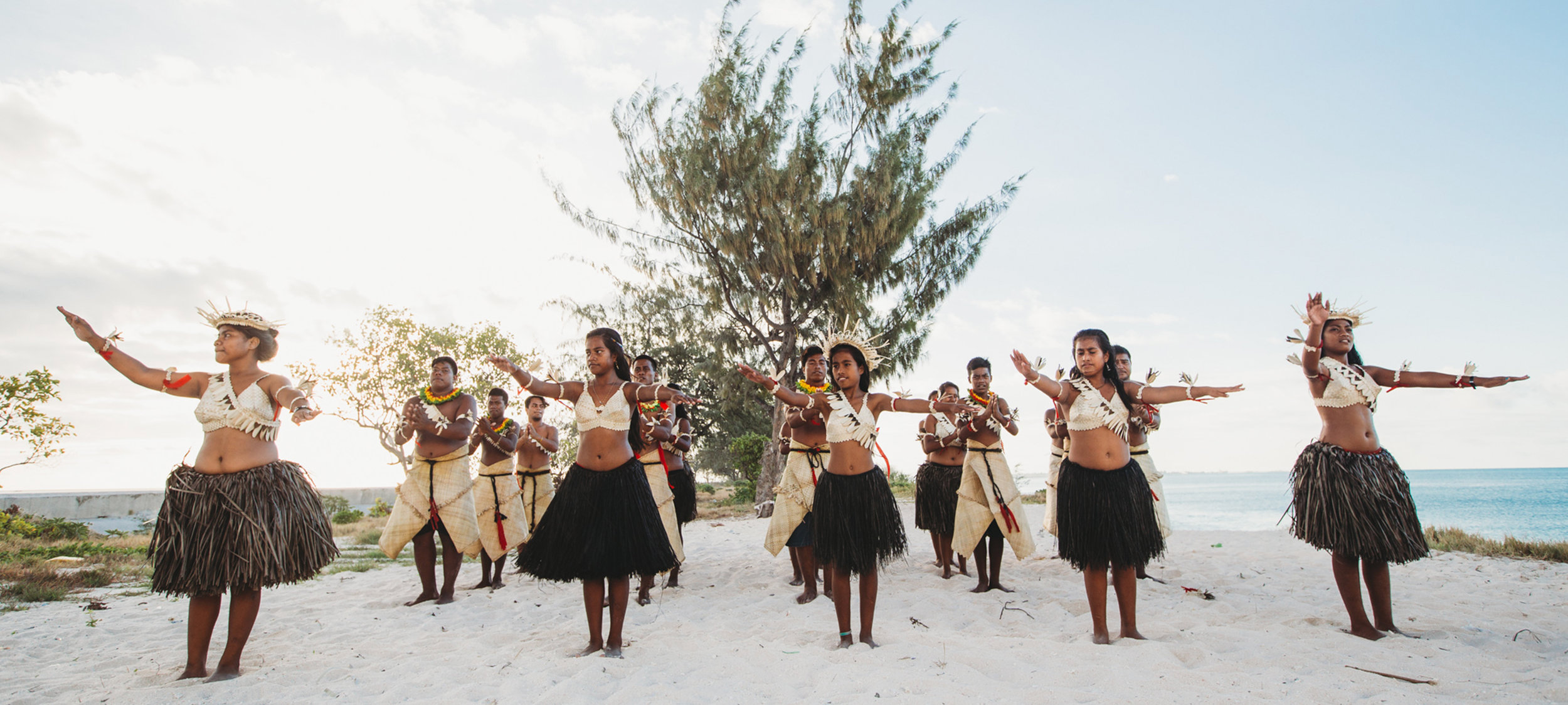 Weight Of the World - Kiribati | The Climate Reality Project