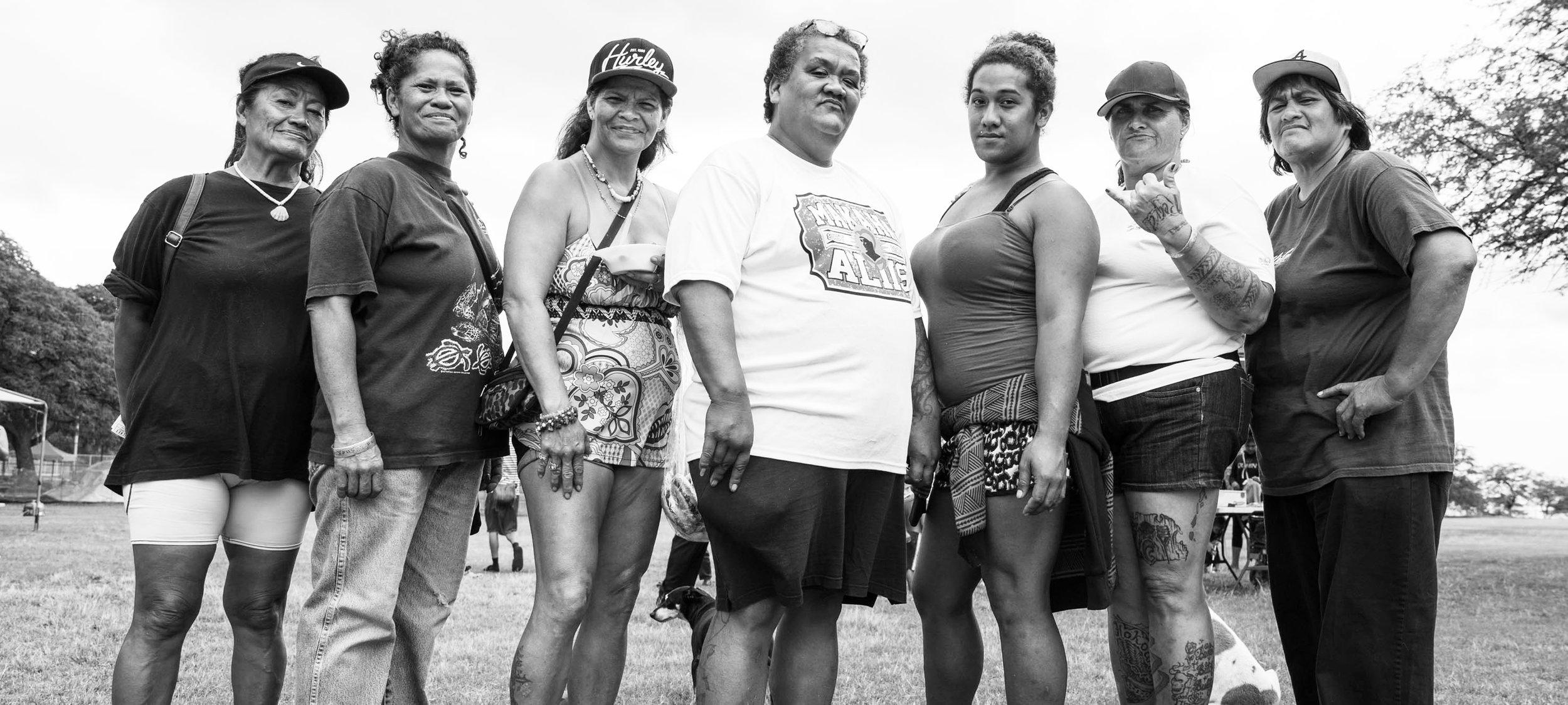 The Matriarchy - Pu'uhonua o Waianae | The Guardian