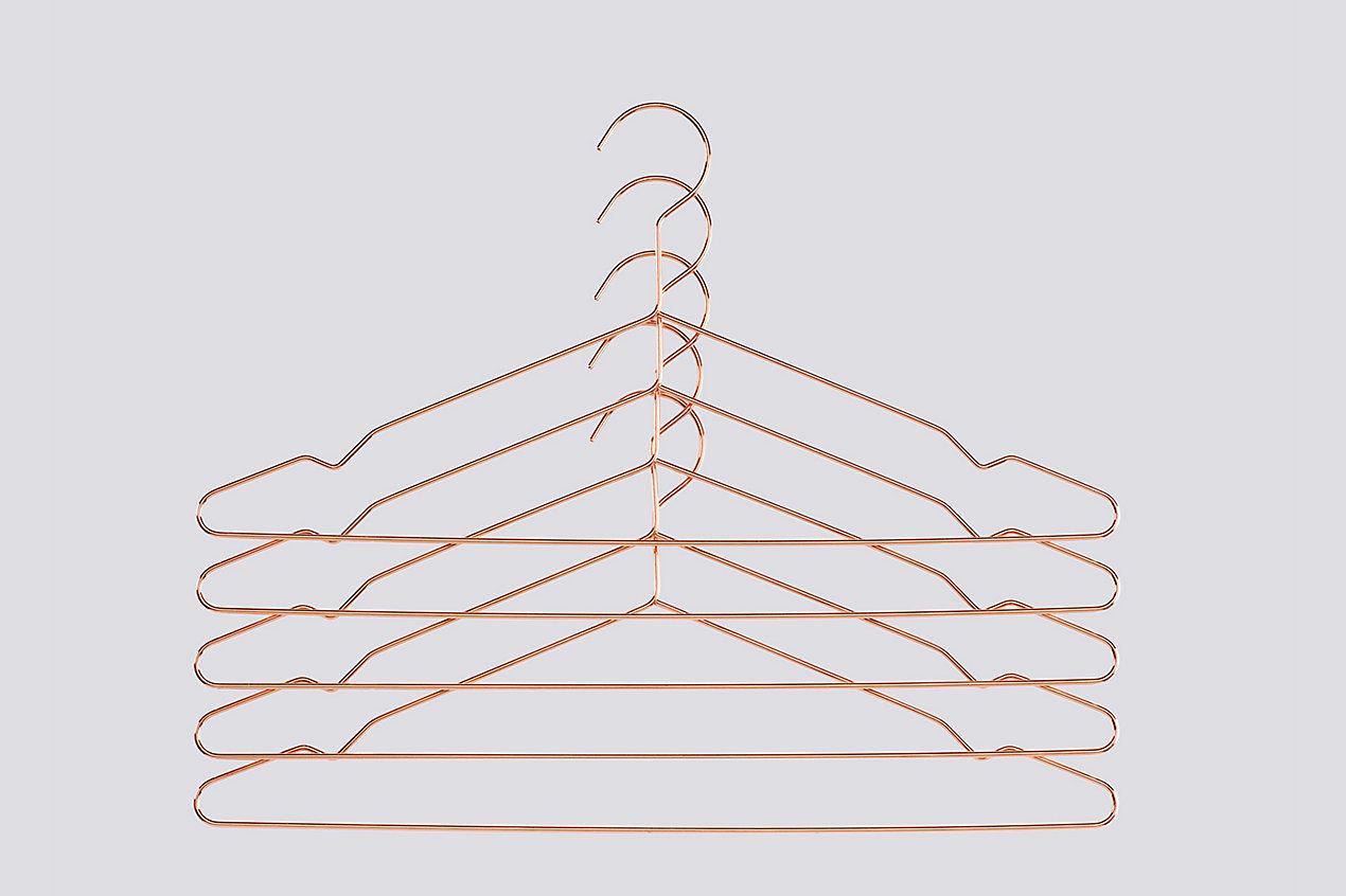 Hangers (HAY)  Set of 5, $10.