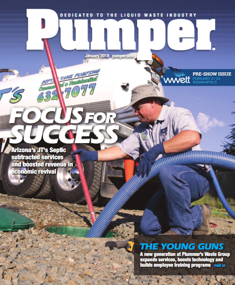 Read the full Pumper Magazine edition  here .