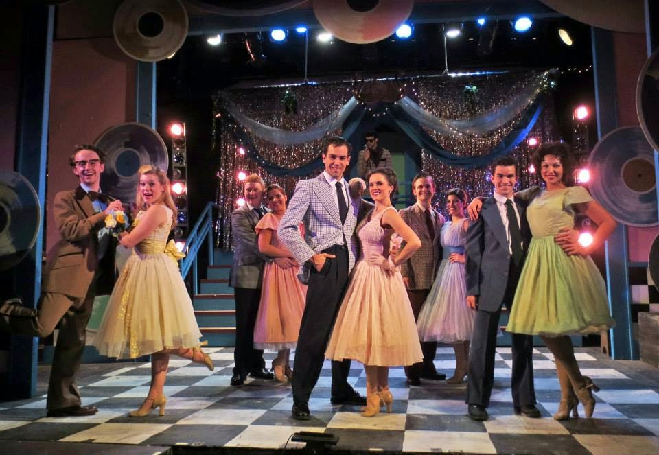GREASE, The Forestburgh Playhouse