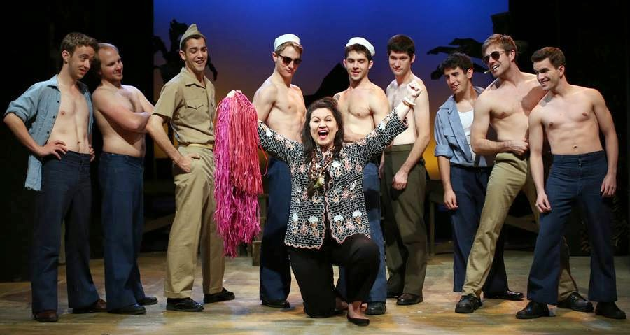 SOUTH PACIFIC, The Forestburgh Playhouse