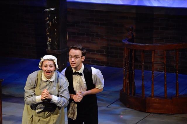 MARY POPPINS, The Millbrook Playhouse