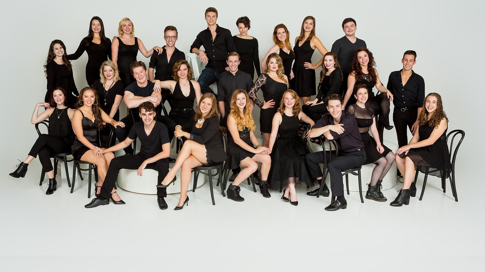 Rider University BFA Musical Theatre Class of 2016