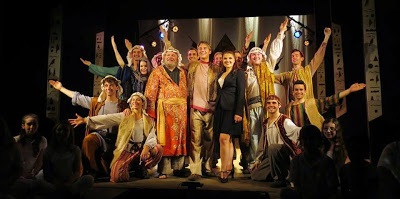 JOSEPH AND THE AMAZING..., The Forestburgh Playhouse