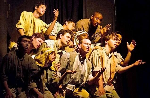 JOSEPH AND THE AMAZING..., The Shawnee Playhouse