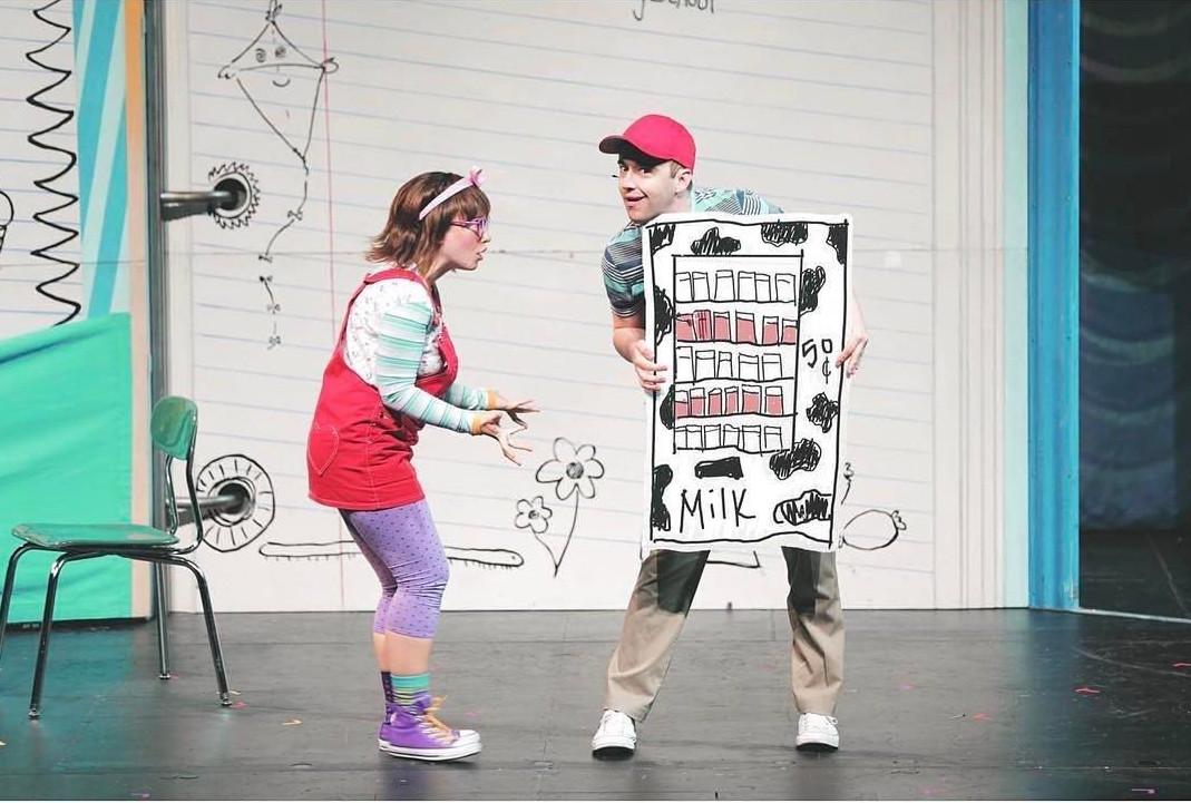 JUNIE B'S ESSENTIAL..., Theatreworks National Tour