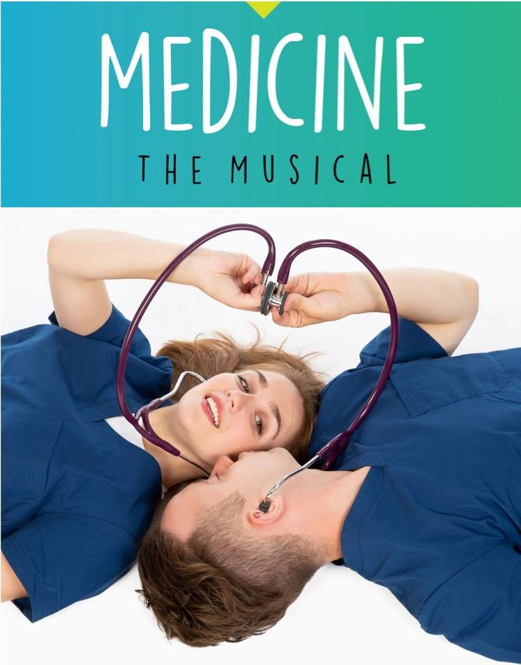 MEDICINE THE MUSICAL, Here Arts, NYC