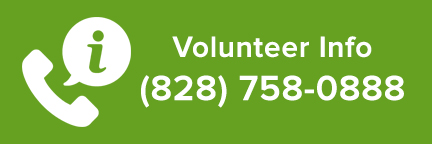 The greatest need on our Wish List is the gift of your time; call to  volunteer !