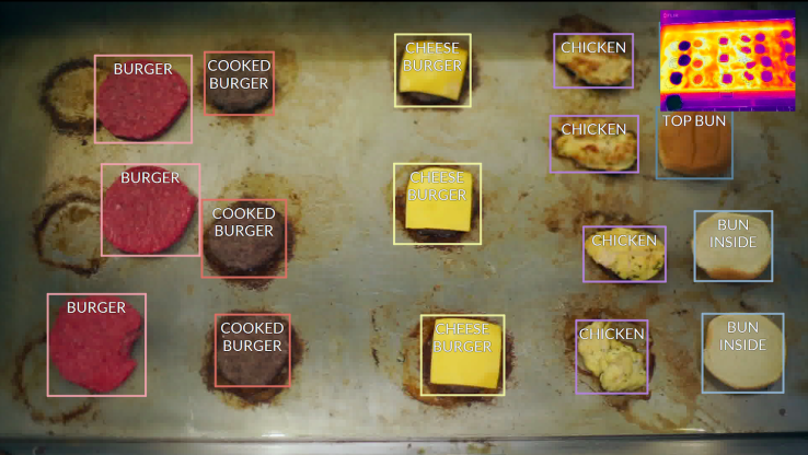 A robot named Flippy will prepare burgers at a fast food chain by 2019