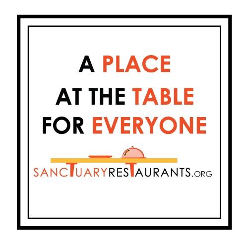 Image from  Sanctuary Restaurant