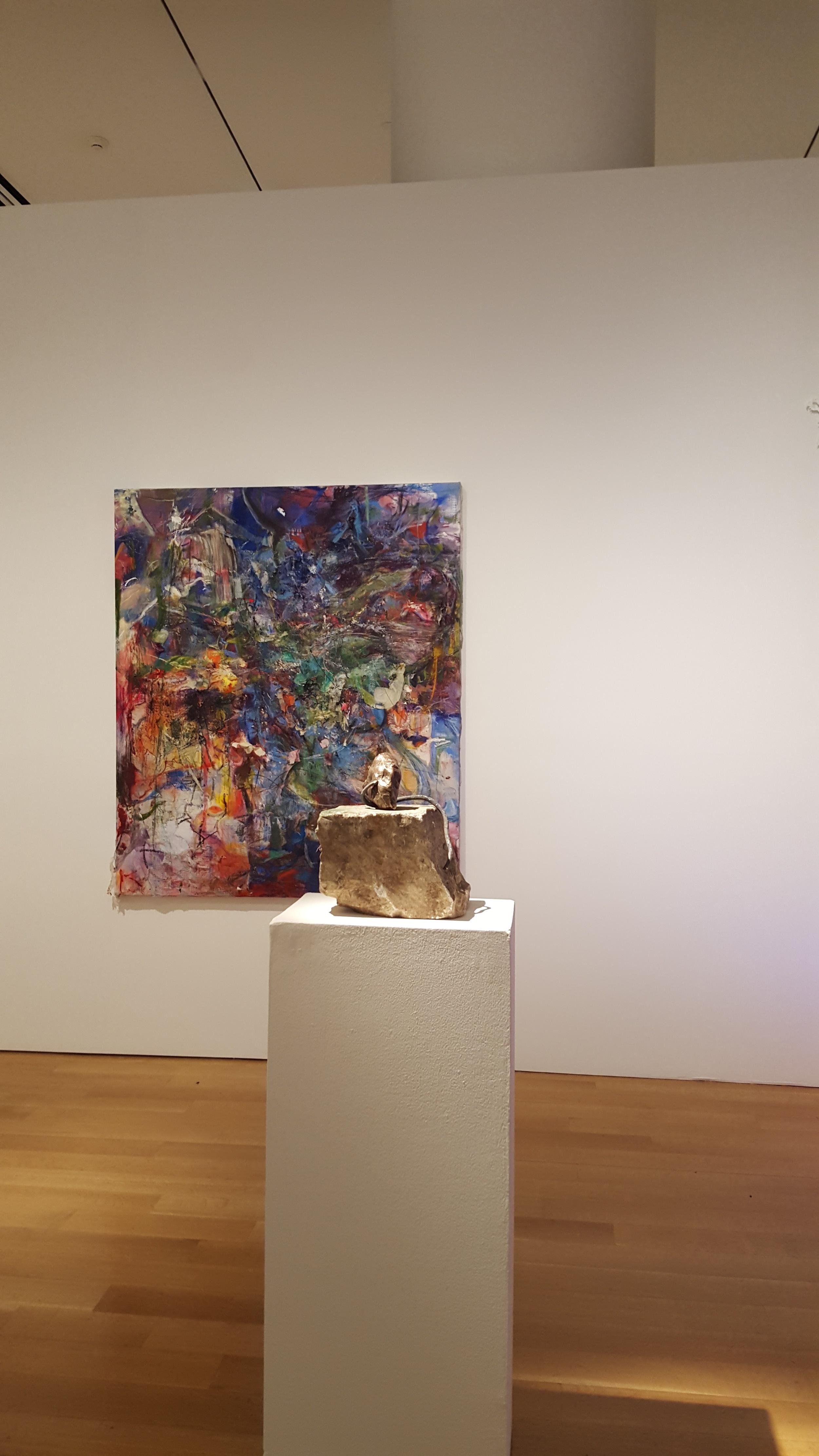 "Inclusive of Sculpture ""Re,Cording"""