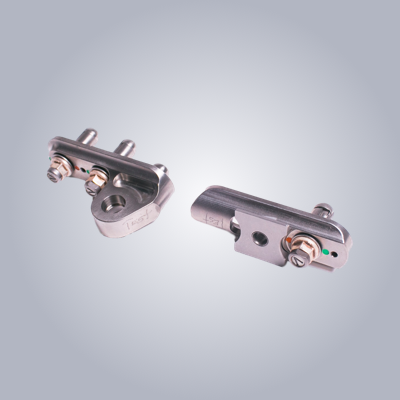 Harper Engineering co-developed the high strength 787 seat track fitting which features Inconel fasteners and a forged titanium body...   Learn More >