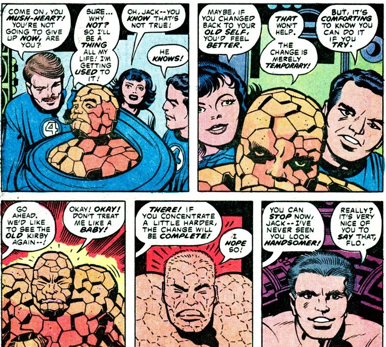 """From the ubiquitous appearances of Stan Lee and Jack Kirby to the Marvel Bullpen insinuating themselves into the X-Men, comic creators seem to love joining their own creations. """"The Rantcor Pit"""" co-host Eddie Mednina returns to join in on this discussion of a phenomenon that seemed to run rampant at Marvel Comics."""