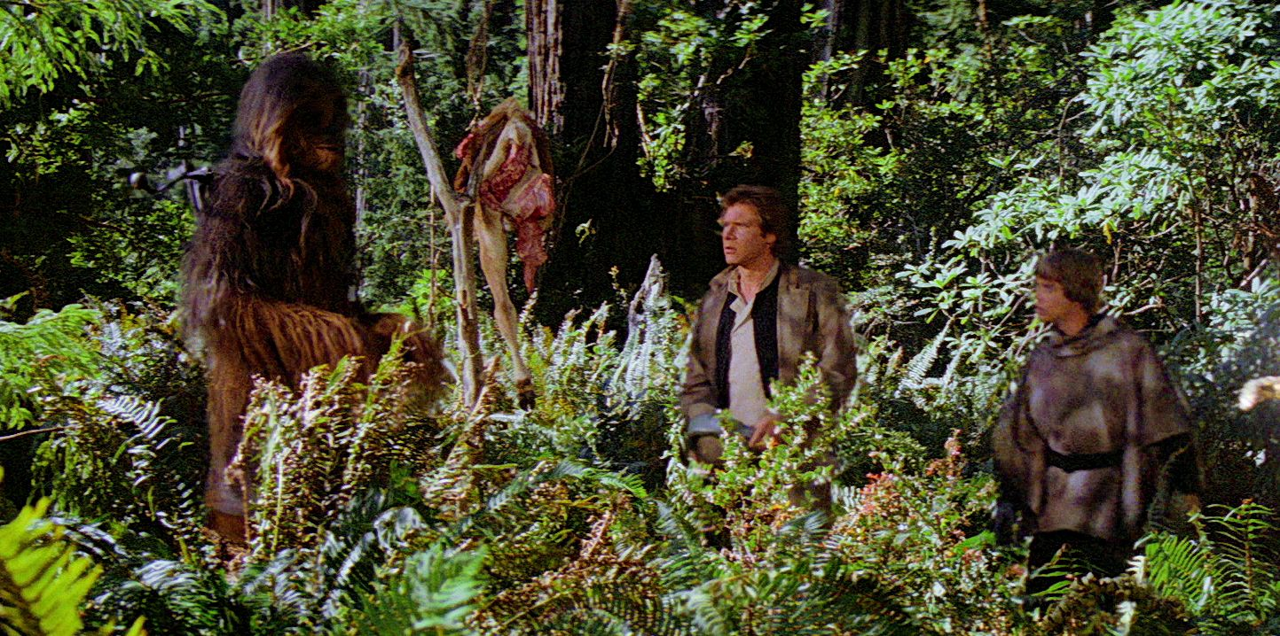 Plus, find out why THIS is a major sticking point from Return of the Jedi.