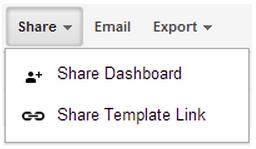 Centralised Dashboard blog post - Share menu