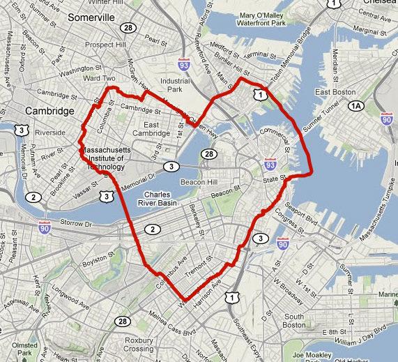 google maps proposal