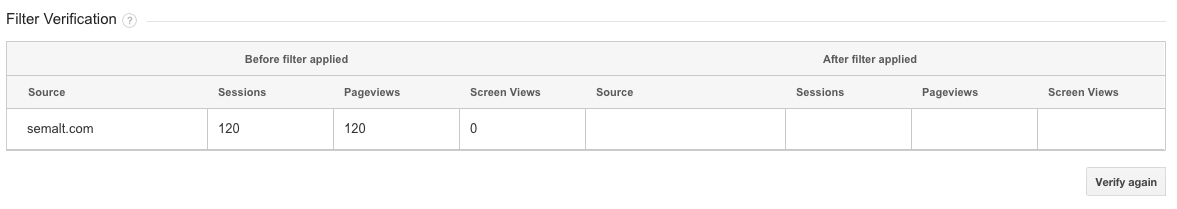 3 Removing referral spam from Google Analytics reports