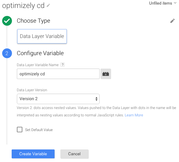 optimizely cd