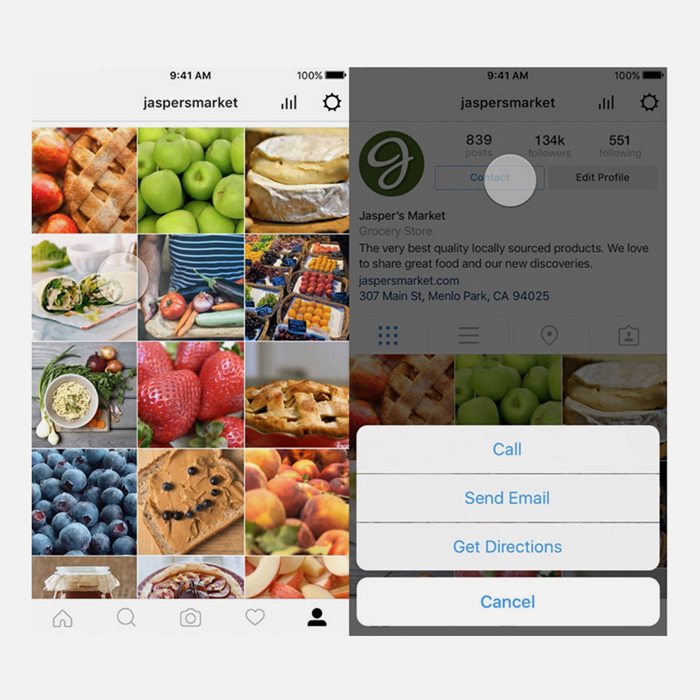 Instagram for Business Tools