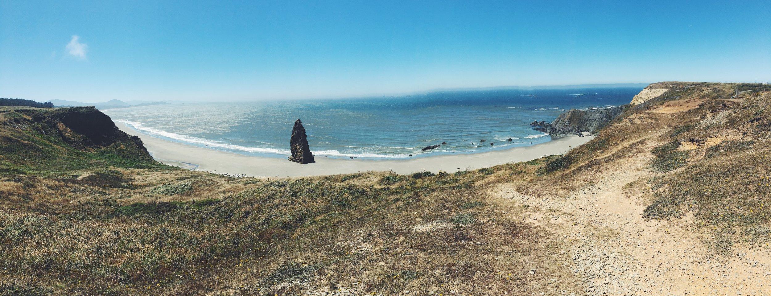 Yaquina Head, Oregon Coast Trail
