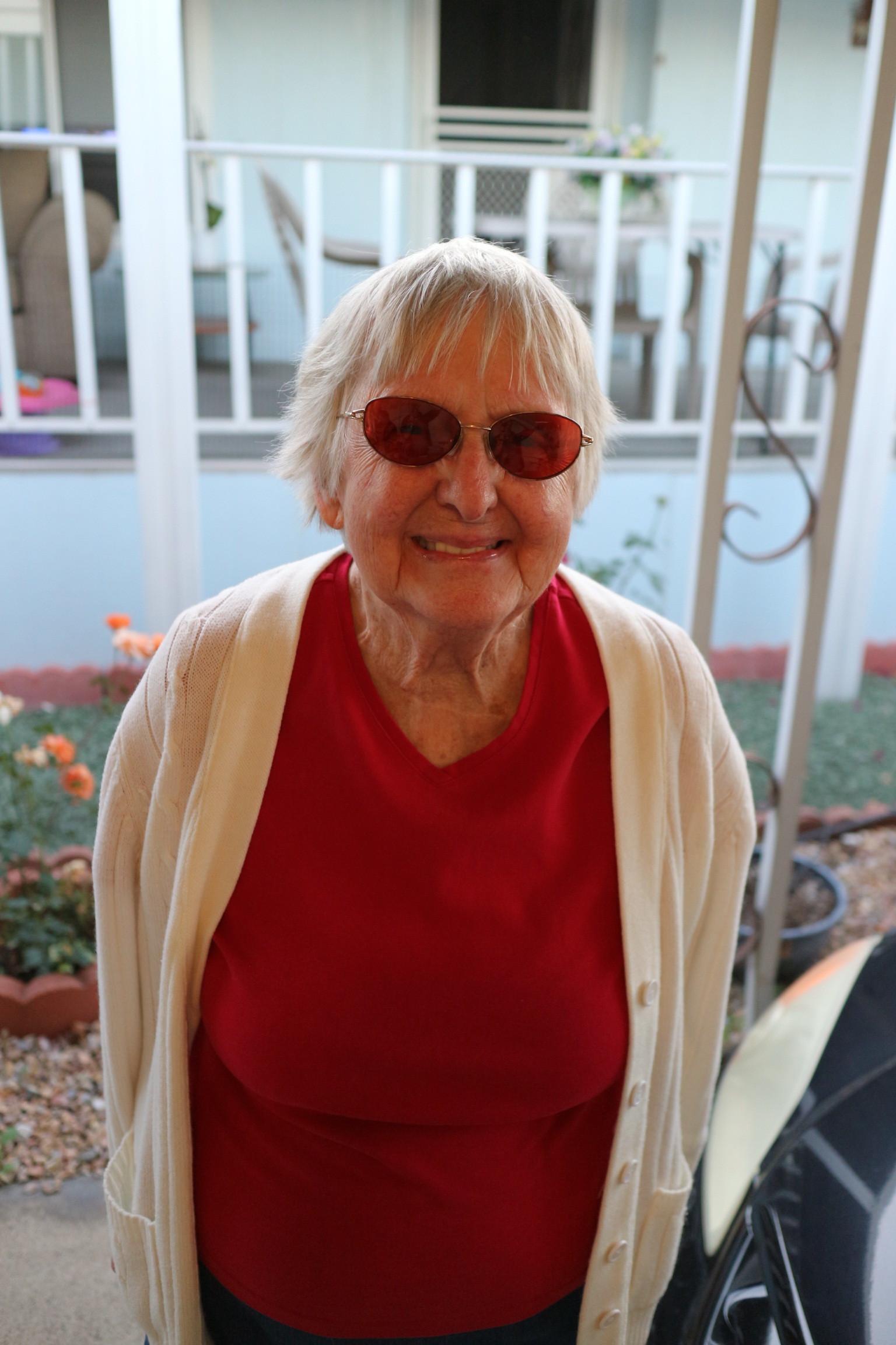 DGs wonderful grandmother!