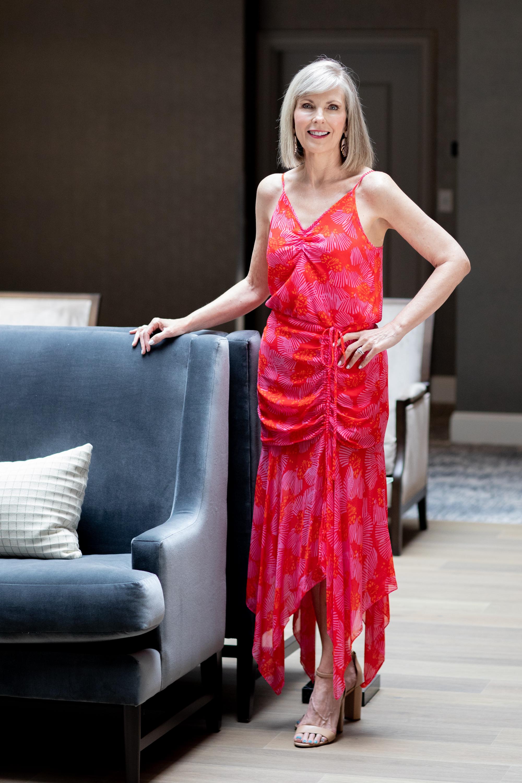 Dress by Karina Grimaldi