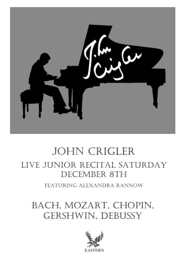 John Crigler Poster