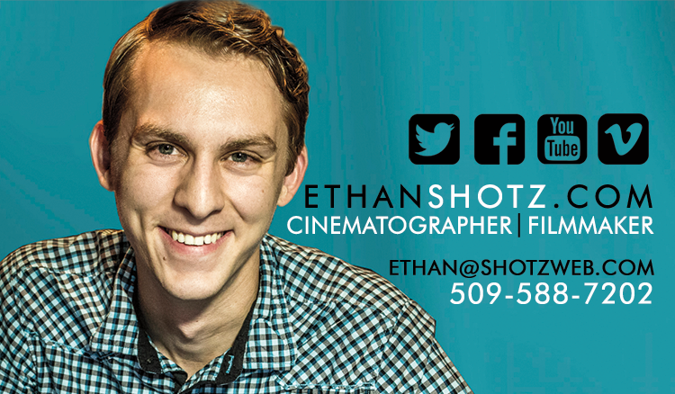 Ethan Shotz Business Card
