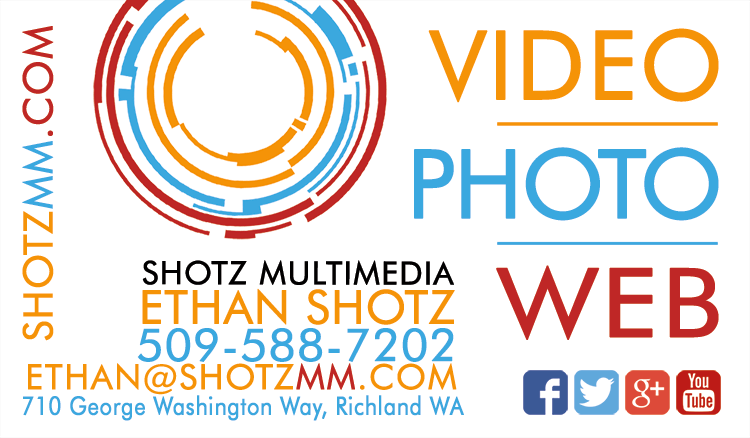Shotz MultiMedia Business Card