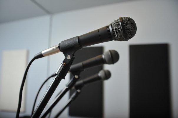 Rehearsal Studio Microphones