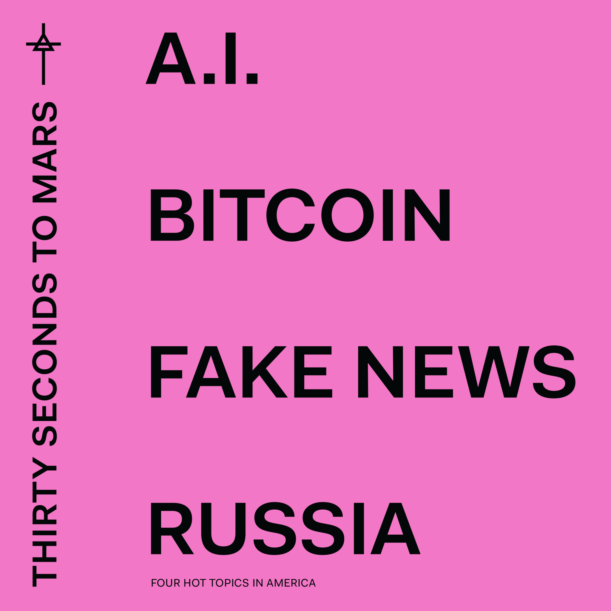 Thirty Seconds To Mars  Captures The Essence Of Today In   America