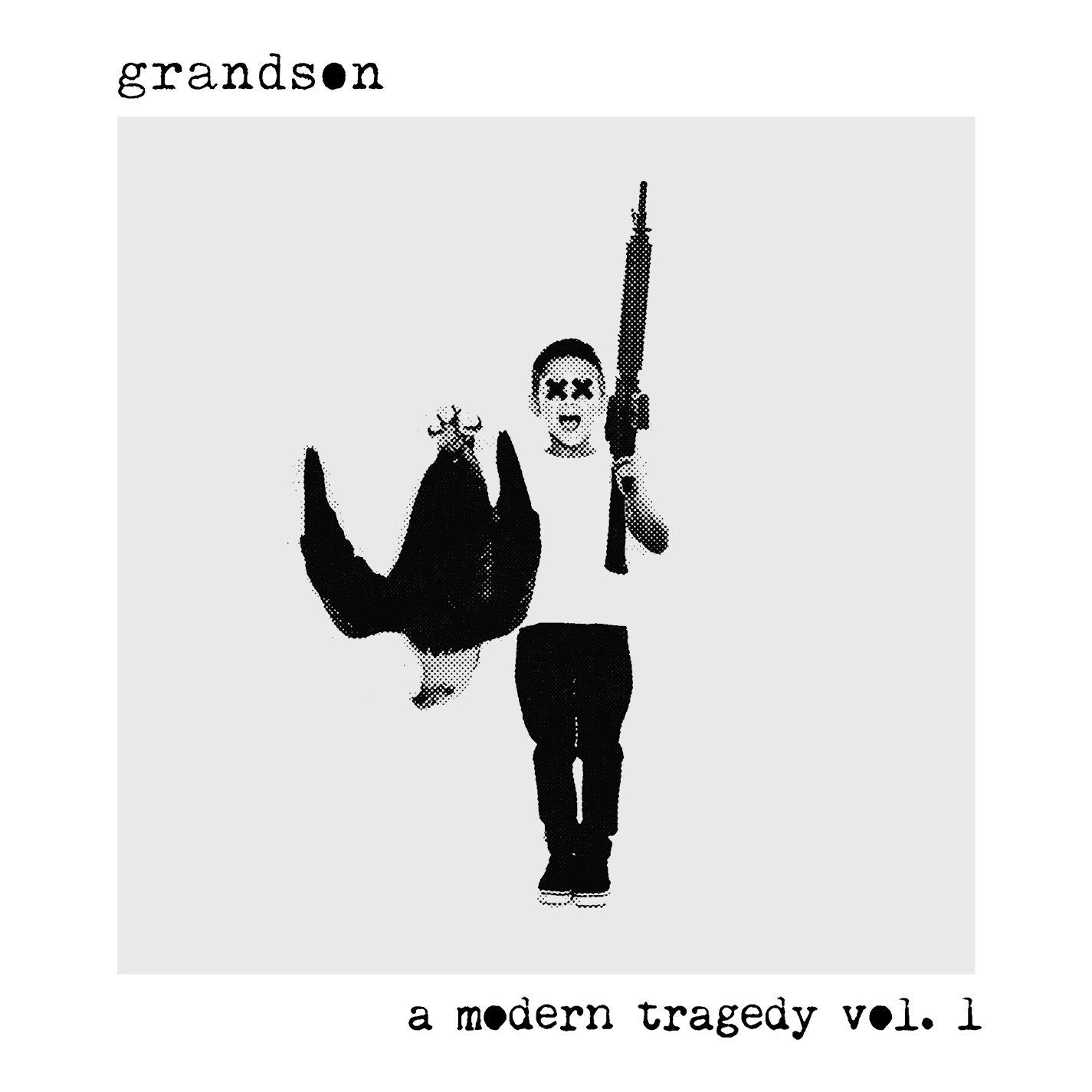 grandson 's Unique Sound Shines In   a modern tragedy, vol. 1