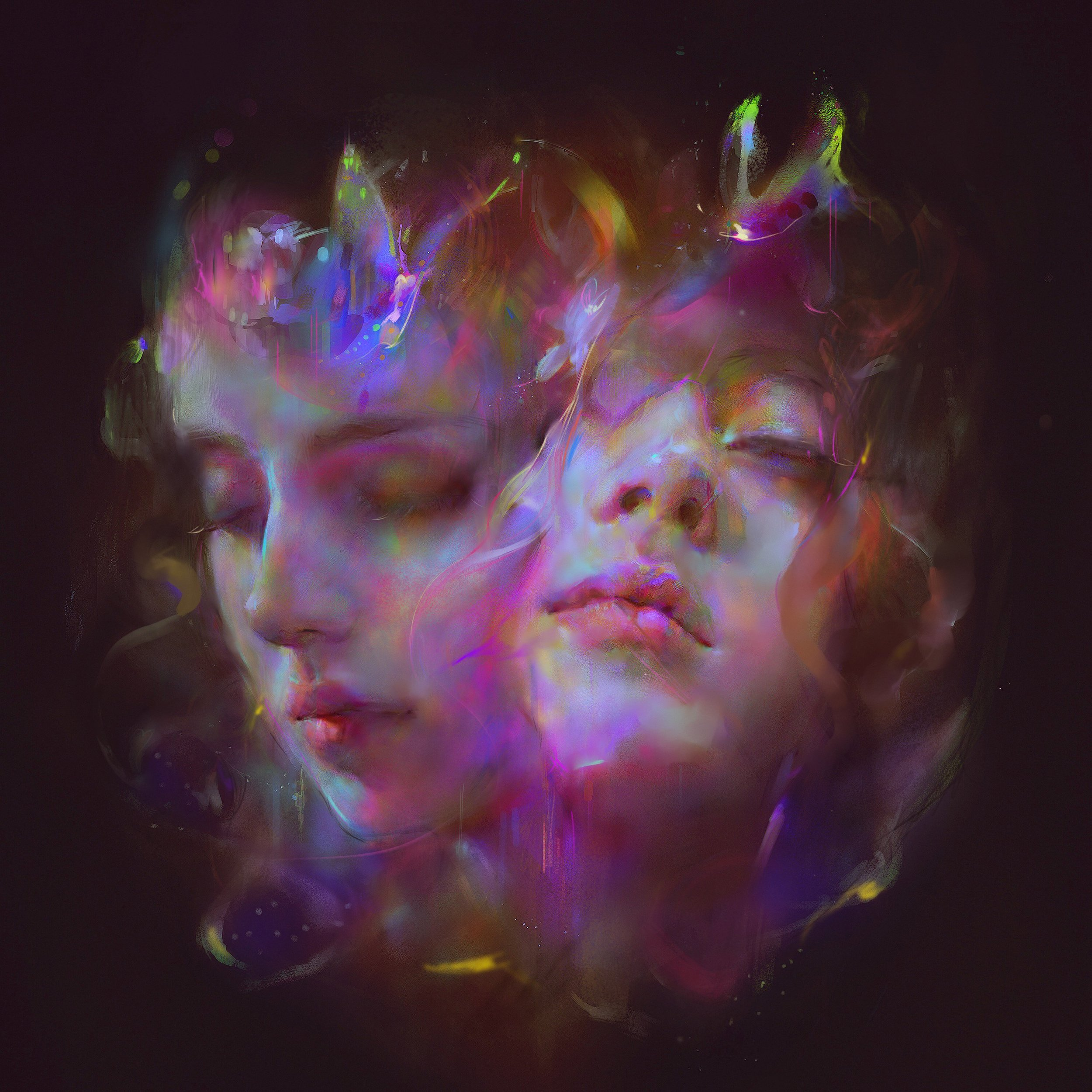 Let's Eat Grandma  Combine All Their Influences For   I'm All Ears