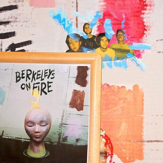 "ALBUM REVIEW: SWMRS - ""Berkeley's On Fire"" (link in bio for full review) - - - - - - ""In their new record Berkeley's On Fire, SWMRS rises to the occasion by letting their personalities shine and letting their message ignite their music."" - - - - - - #SWMRS #Indie #IndieMusic #Rock #RockMusic #IndieRock #Alternative #AlternativeRock #AltRock #BerkeleysOnFire #Music #NewMusic #MusicReview #Review #New"