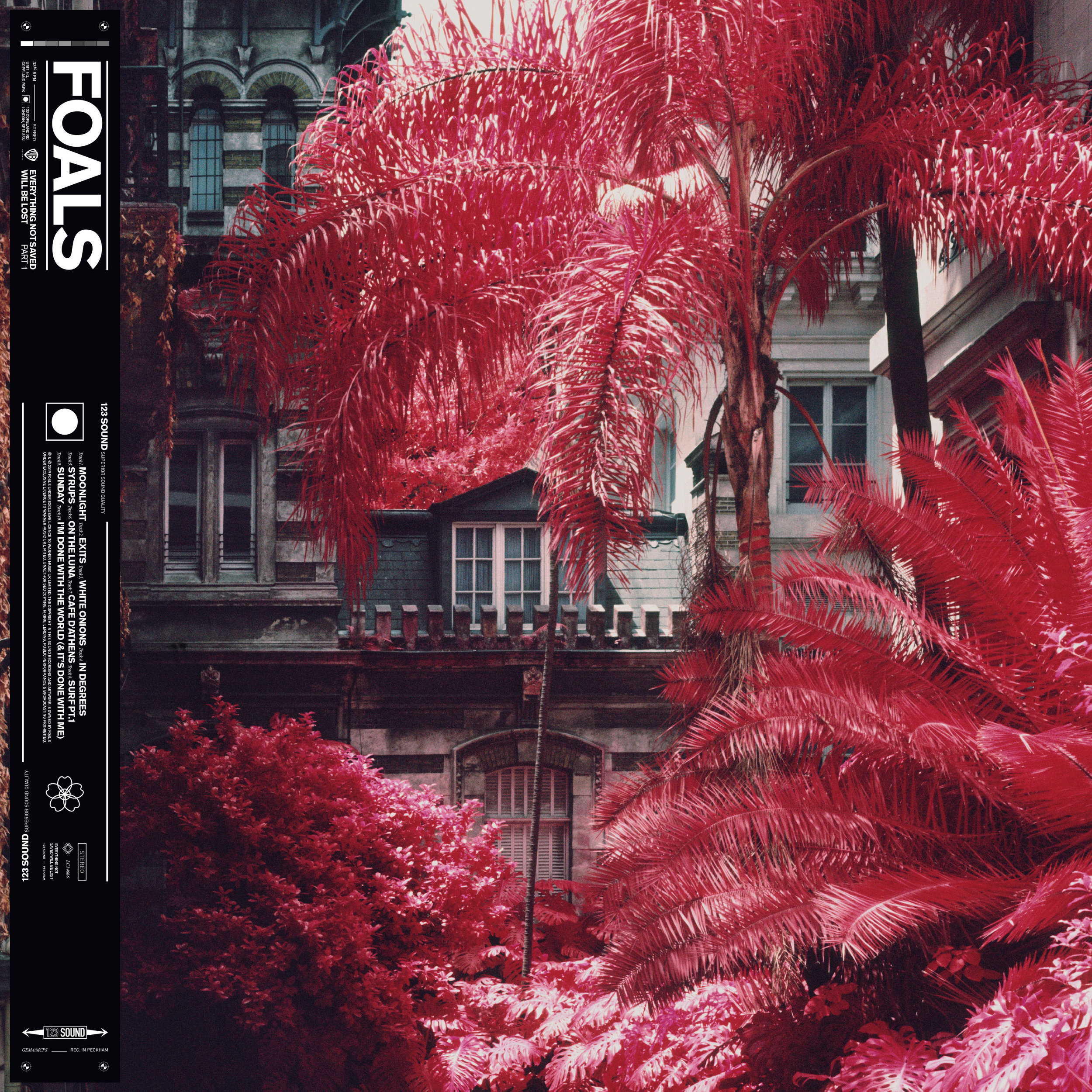 Foals - Everything Not Saved Will Be Lost - Part 1 (Album Review)