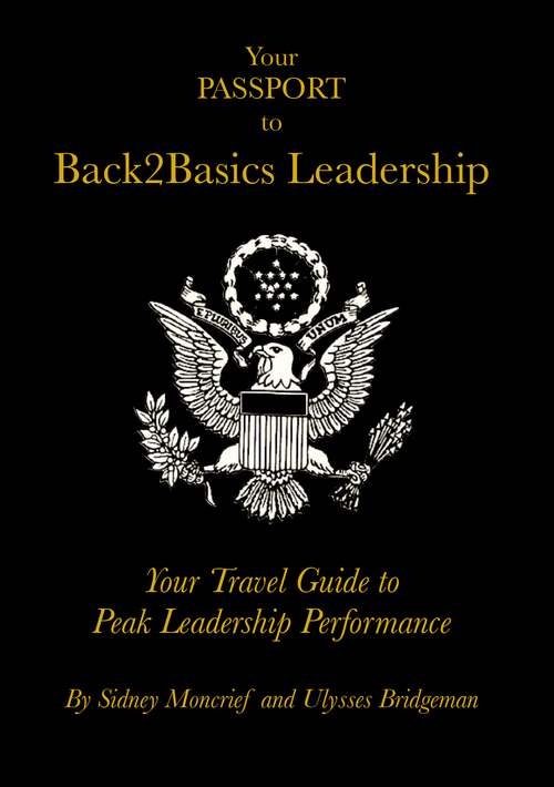 Your Passport to Back 2 Basics Leadership - $12.95