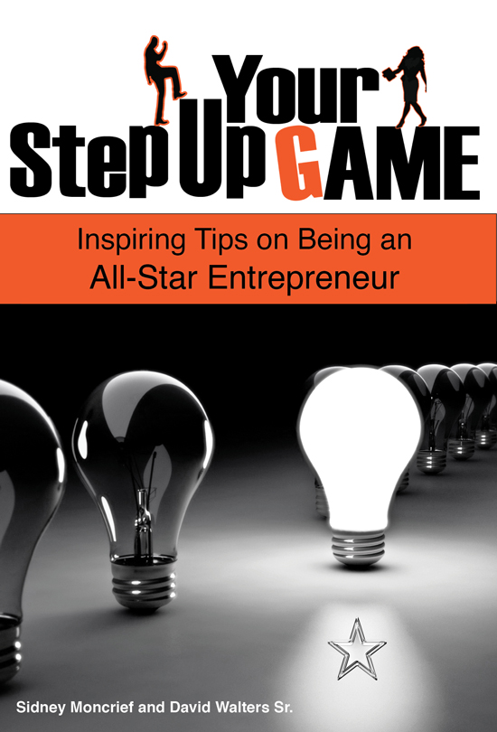 Step Up Your Game - $14.95