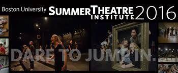 Boston University Summer Theatre Institute