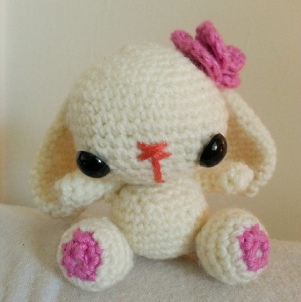 Stephanie's Spring Bunny  pattern