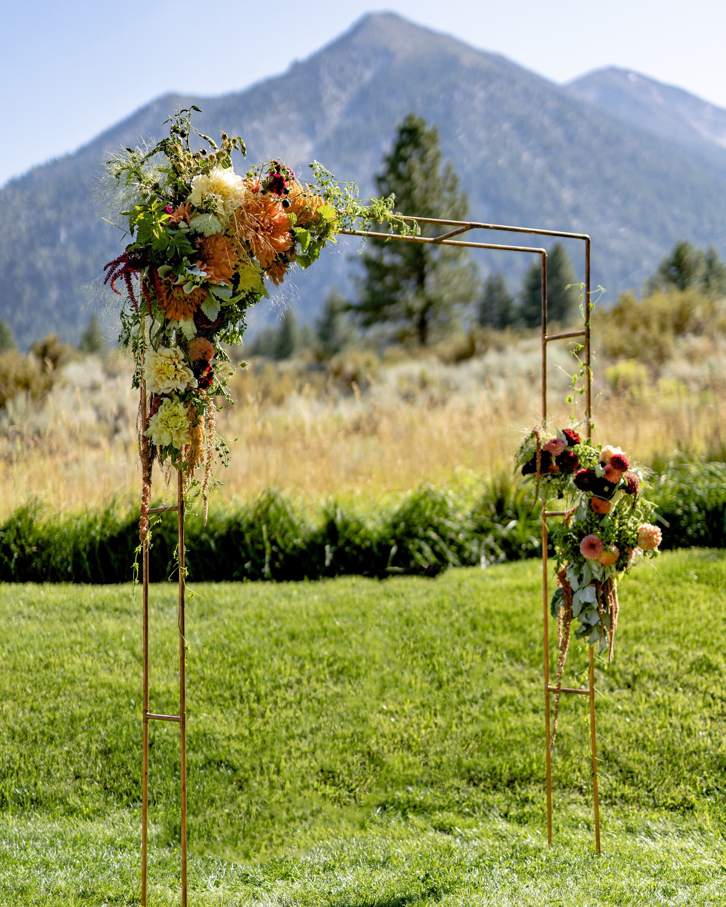 2019 august copper wedding arbor.JPG