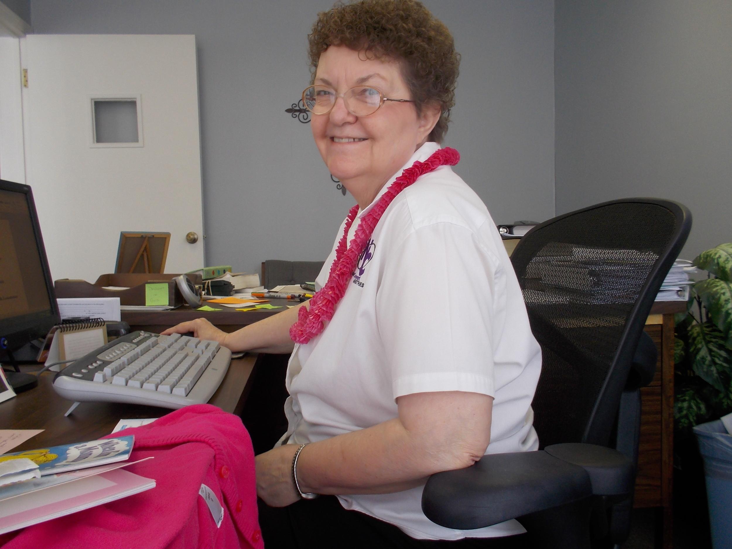 Patricia Boudreaux   Administrative Assistant   Children's Director